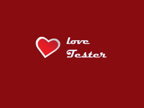 Love tester in Python with Source code