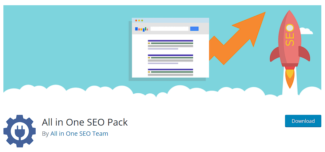 SEO plugins - all in one