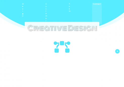 Creative design frontend site with Source code